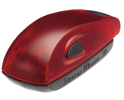 Pieczątka kieszonkowa  mysz mouse 20