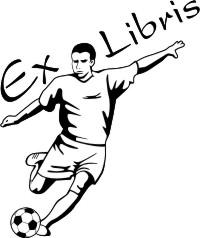 Exlibris pilkarz 2