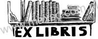 Exlibris półka