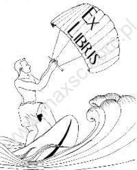 Ex libris kate surfer