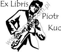 Ex libris sax