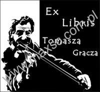 Ex libris skrzypek