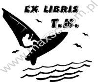 Exlibris surfing