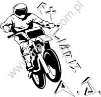 Exlibris motocross