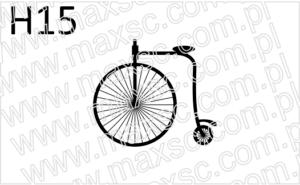 Grafika monocykl