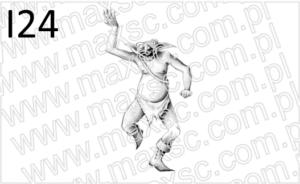 Gotowa grafika do ex libris troll