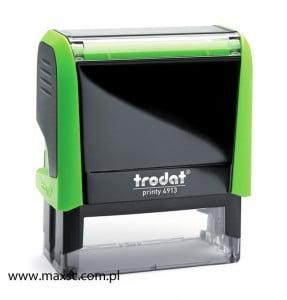 Automat pieczątkowy Trodat Printy 4913 zielony