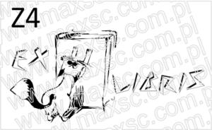 Kot z książką