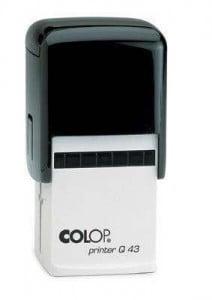 Automat kwadratowy Colop Q43