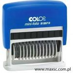 Numerator Colop S120/13