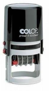 Datownik automatyczny okrągły Colop R50