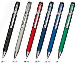 Długopisy  reklamowe do  grawerowania Genius