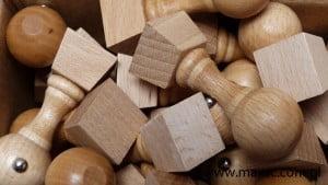 stemple drewniane pieczątki