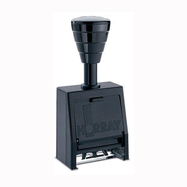 Numerator automatyczny 6 cyfrowy Horray H57/6