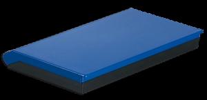 Poduszka na tusz niebieska