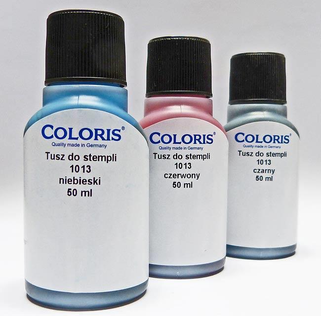 Tusz dla dzieci Coloris 1013