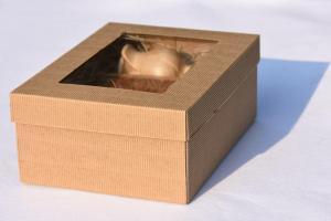 Pudełko ozdobne do pieczatki ex libris