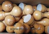 Kołki drewniane okrągłe do pieczatek