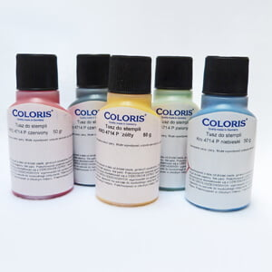Tusz szybkoschnący wodoodporny Coloris 4714