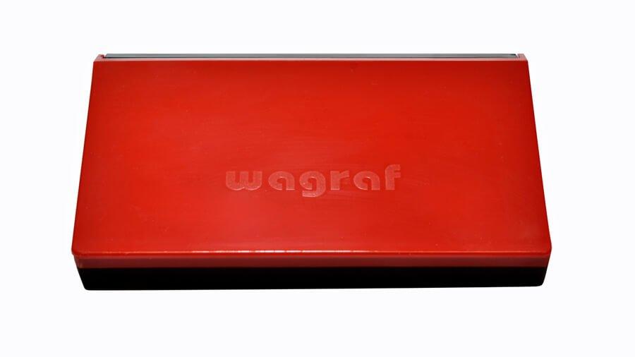 Poduszka Wagraf PS czerwona