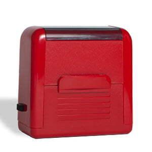 Wagraf 2 compact czerwony